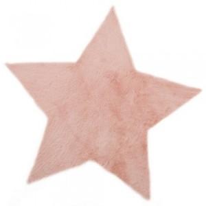 tapis-etoile-vieux-rose
