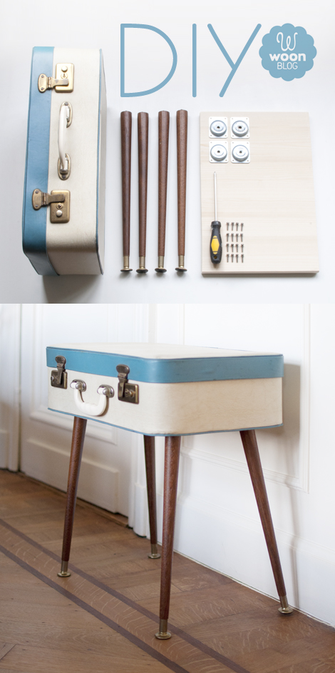 Une Table Valise Leo Le Pirate