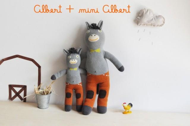 albert+minialbert